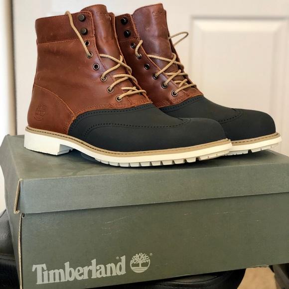 Timberland Men's Stormbuck 6 Inch Duck Boot 10.5 NWT